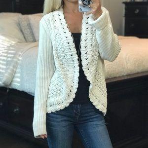 Chico's White Sweater